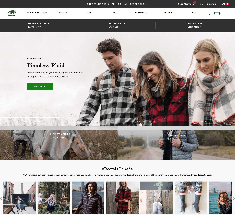 roots-website